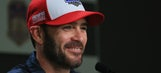 Jimmie Johnson jokes he's ready for time off after clinching Chase berth