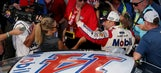 'Awesome weekend' at Indy as Tony Stewart nears Chase berth