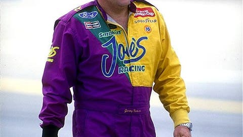 12. Jimmy Spencer -- Smokin' Joe's Racing