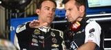 Kevin Harvick's crew chief suspended after lug nut violation at Indy