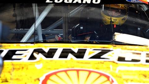 11. Joey Logano