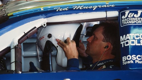 23. Ted Musgrave