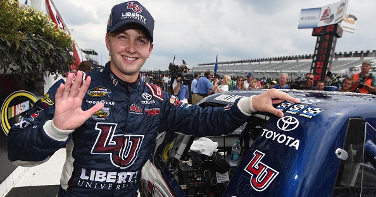 Rookie William Byron Scores Fifth Truck Series Win Of Season Fox