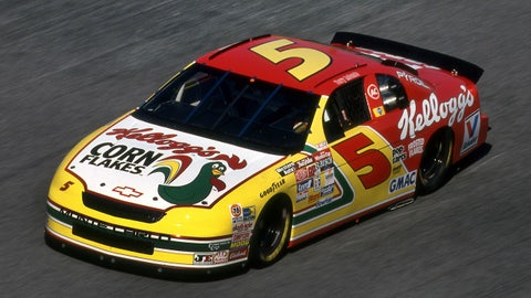 Terry Labonte, 890