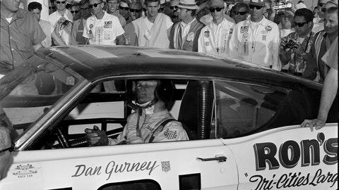 Dan Gurney, 4