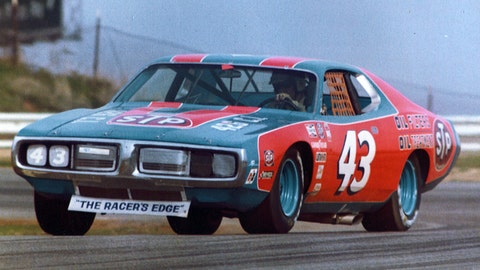 5. Richard Petty, 6
