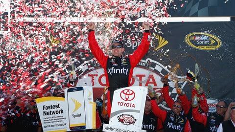5. Carl Edwards, Toyota Owners 400, Richmond