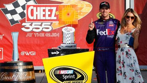 10. Denny Hamlin, Cheez-It 355, Watkins Glen