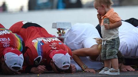 9. Kyle Busch, Crown Royal 400, Indianapolis
