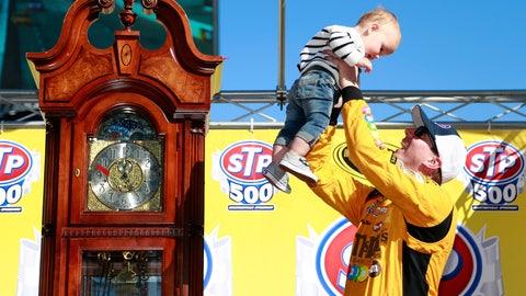 2. Kyle Busch, STP 500, Martinsville Speedway