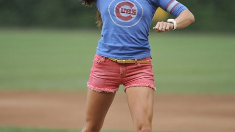 Danica will be doing something athletic ... somewhere