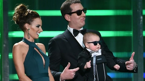 The first family will rock