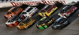 Check out every throwback paint scheme for Darlington's retro race