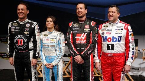 Stewart-Haas Racing, 109