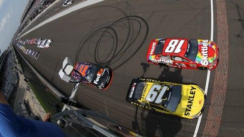 Can anyone stop Joe Gibbs Racing?