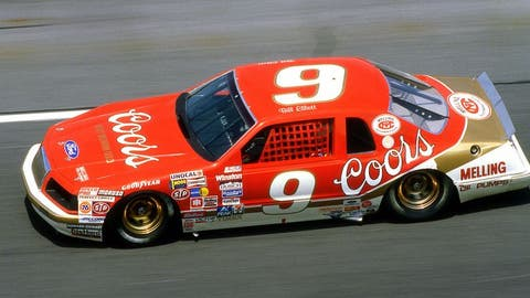 Bill Elliott, Coors