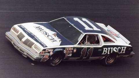 Cale Yarborough, Busch