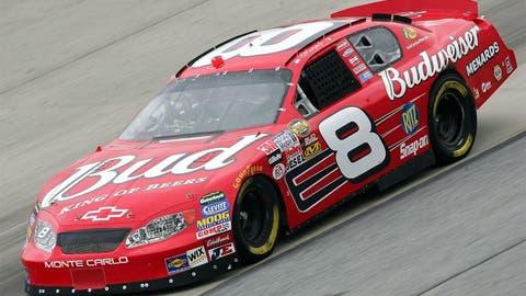 Dale Earnhardt Jr., Budweiser
