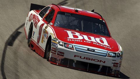 Kasey Kahne, Budweiser throwback
