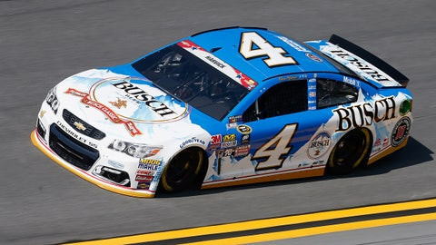Kevin Harvick, Busch