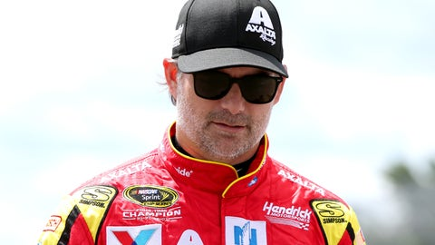 Jeff Gordon, 45