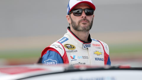 Jimmie Johnson, 40