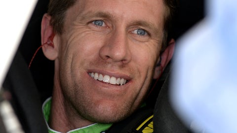 Carl Edwards, now