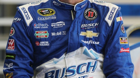 Kevin Harvick, now