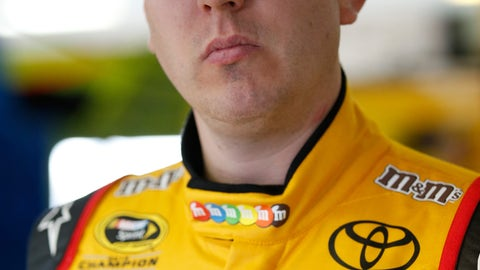 Kyle Busch, now