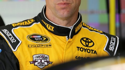 Matt Kenseth, now
