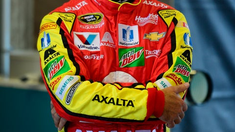 Jeff Gordon, now