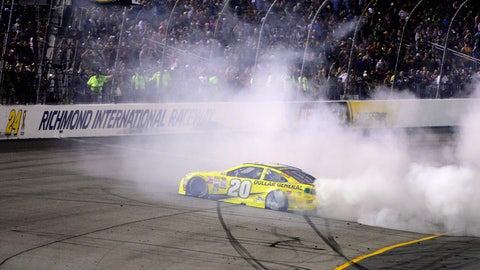 T-8. Matt Kenseth, 6