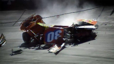 The violent Bristol crash