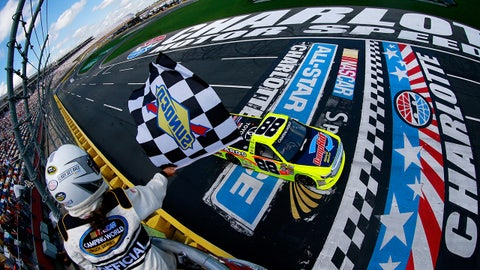 Matt Crafton, 2 wins