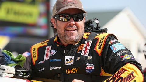 Brendan Gaughan, points