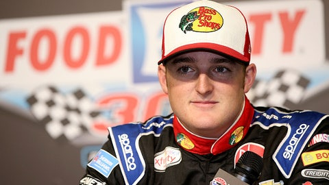 Ty Dillon, points