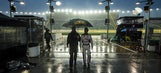 12 memorable weather-delayed races in NASCAR
