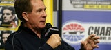Darrell Waltrip will be front and center at Darlington Raceway