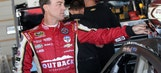 Kevin Harvick fastest in test session at Chicagoland Speedway