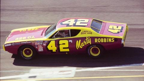 Marty Robbins, 1972