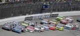 See how the Camping World Truck Series Chase field looks after MIS