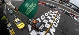 Best photos of rain-delayed Pennsylvania 400 at Pocono Raceway