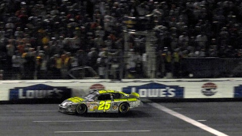 Casey Mears, 156, Charlotte 2007