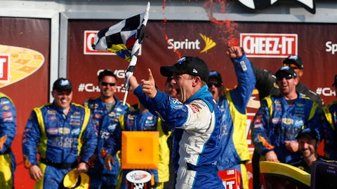 AJ Allmendinger, 214 starts before first victory, Watkins Glen 2014