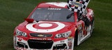 How long did it take each Sprint Cup driver to earn first win?