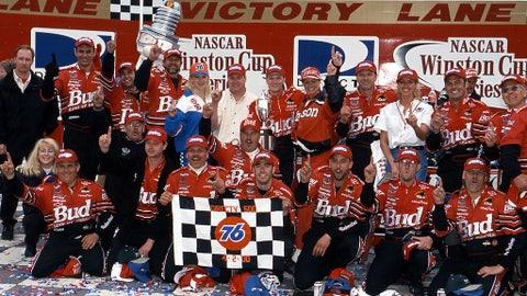 Dale Earnhardt Jr., 12, Texas 2000