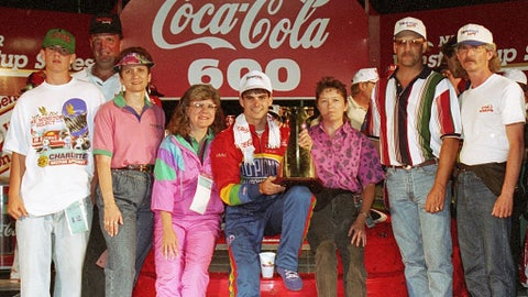 Jeff Gordon, 42, Charlotte 1994