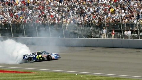 Jimmie Johnson, 13, Auto Club 2002