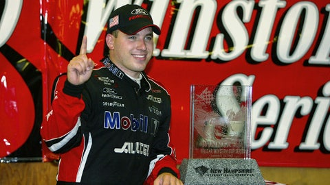 Ryan Newman, 35, New Hampshire 2002