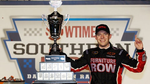 Regan Smith, 105, Darlington 2011